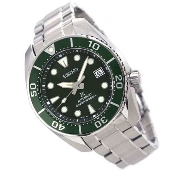 Seiko Green Sumo Watch SBDC081