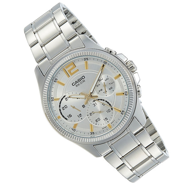 Casio Watch MTP-E305D-7A