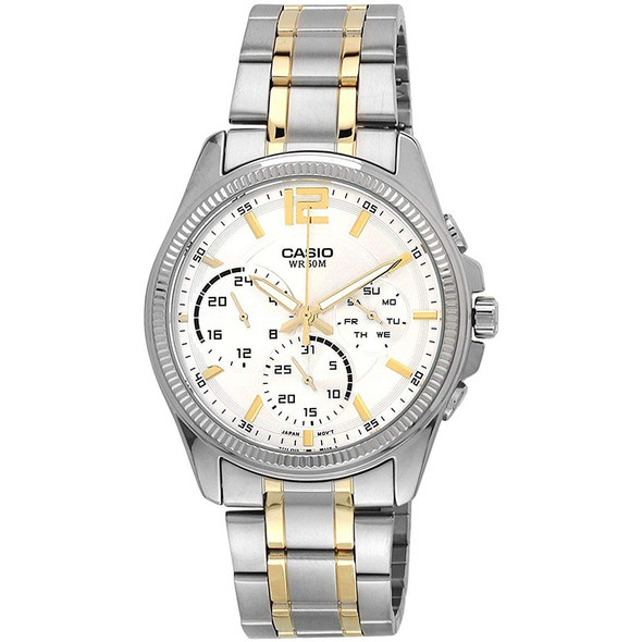 Casio Watch MTP-E305SG-9A
