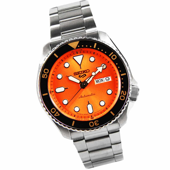 SBSA009 Seiko 5 Sports Watch