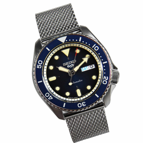 Seiko SBSA015 Watch