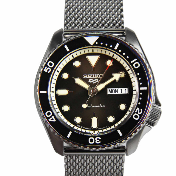 Seiko SBSA017 Watch