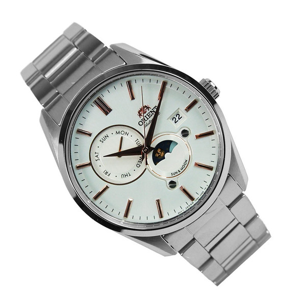 Orient Sun Moon Watch RA-AK0301S