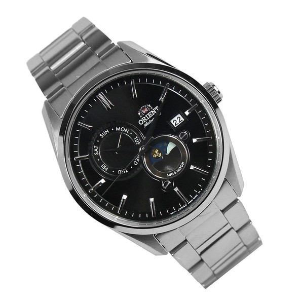 Orient Sun Moon Watch RA-AK0302B
