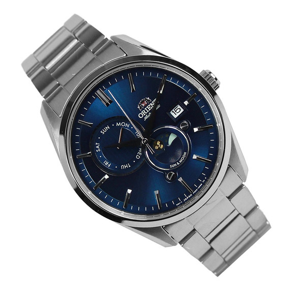 Orient Sun Moon Watch RA-AK0303L