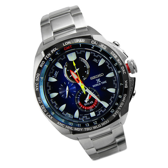 SSC549P Seiko Solar Watch