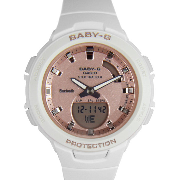 Casio Baby-G Bluetooth Watch BSA-B100MF-7A