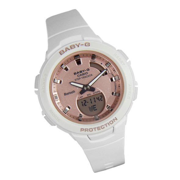 Casio BSA-B100MF-7A Baby-G G-Squad Watch