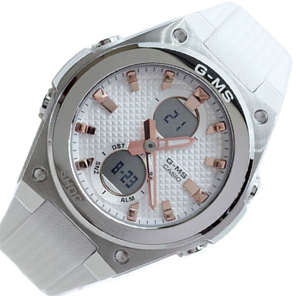 Casio Digital Analog Watch MSG-C100-7A