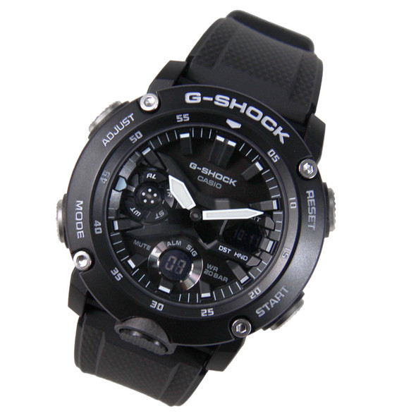 Casio GA-2000S-1A Digital Analog Watch