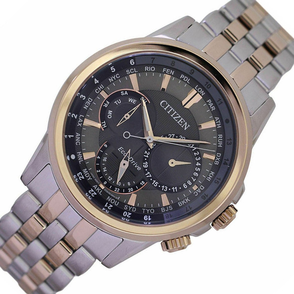 Citizen Eco Drive Watch BU2026-65H
