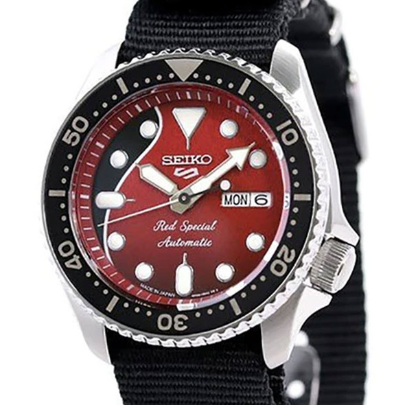 Seiko SRPE83 Watch