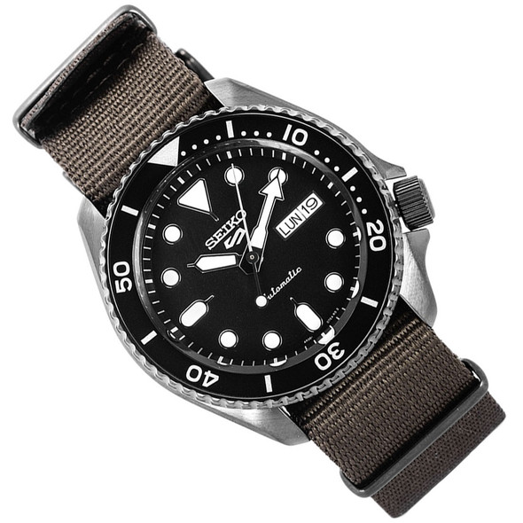 SRPD65K4 Seiko 5 Sports Watch