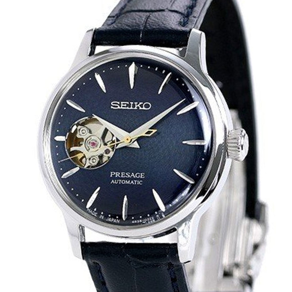 SSA785J Seiko Blue Moon Watch