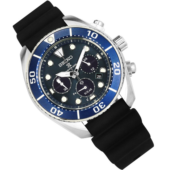 Seiko Sumo Chronograph Watch SSC759J1