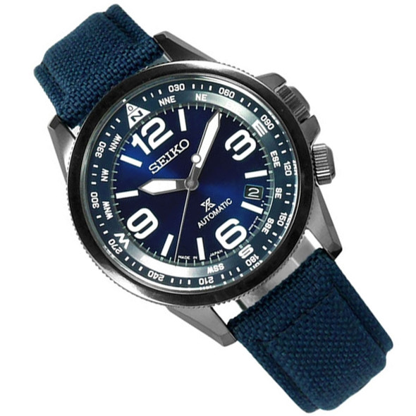 SRPC31K Seiko Land Compass Watch