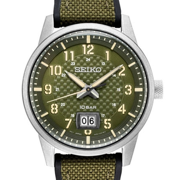 Seiko Quartz Watch SUR323