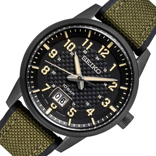 SUR325P Seiko Military Watch