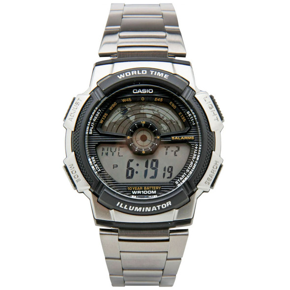 Casio Digital Watch AE-1100WD-1A