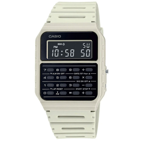 Casio Data Bank Watch CA-53WF-8