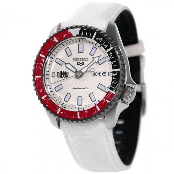 Seiko 5 Sports Street Fighter Watch SBSA079