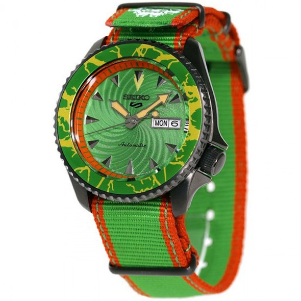 Seiko 5 Sports Street Fighter Watch SBSA083