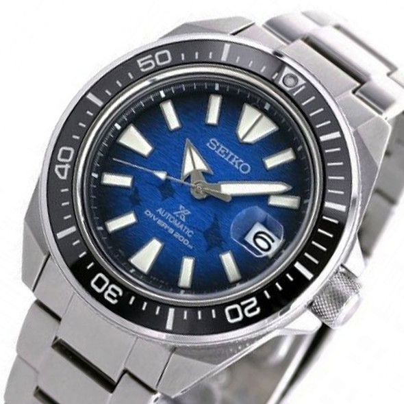 Seiko Prospex Save the Ocean SRPE33K1