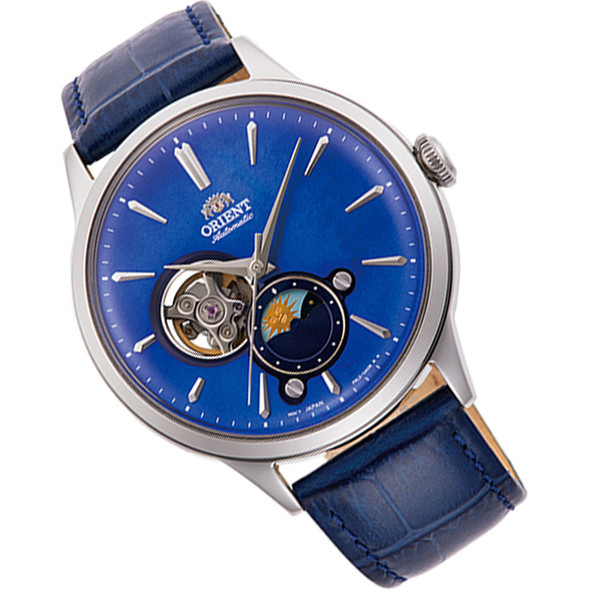 Orient Sun Moon Watch RA-AS0103A