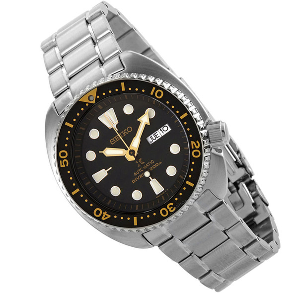 Seiko Turtle Divers Watch SRPE91K