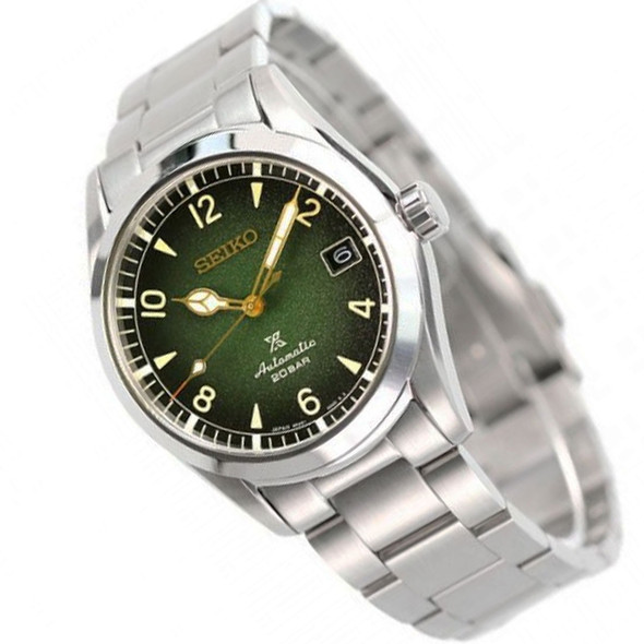Seiko SPB155J Alpinist Watch
