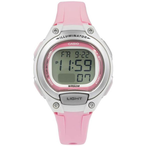 Casio Digital LW-203-4AV Watch