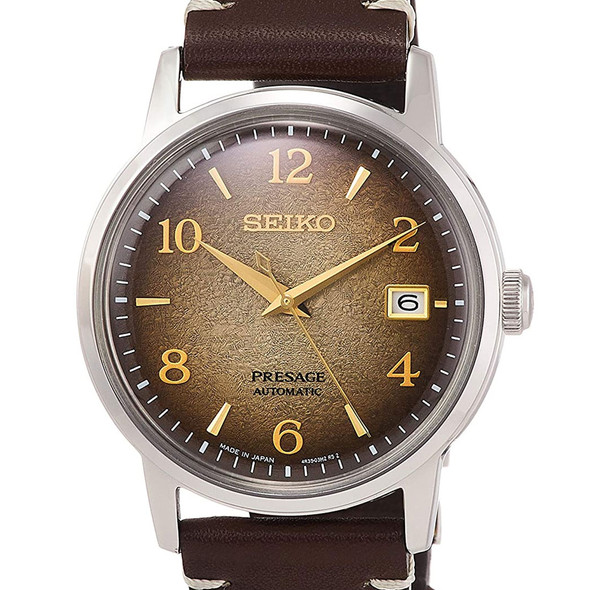 Seiko SARY183 Presage Star Bar Watch