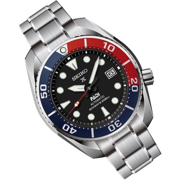 Seiko SPB181J Padi Sumo Watch