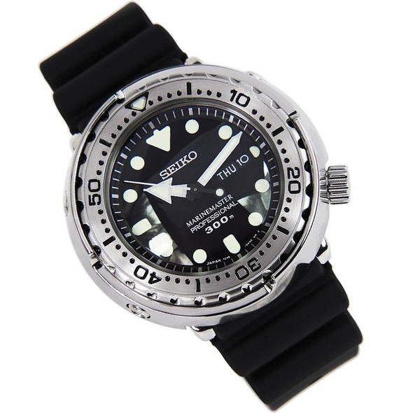 Seiko SBBN045 Tuna Marine Master Watch