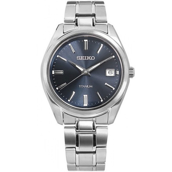 SUR373P1 Seiko Titanium Watch