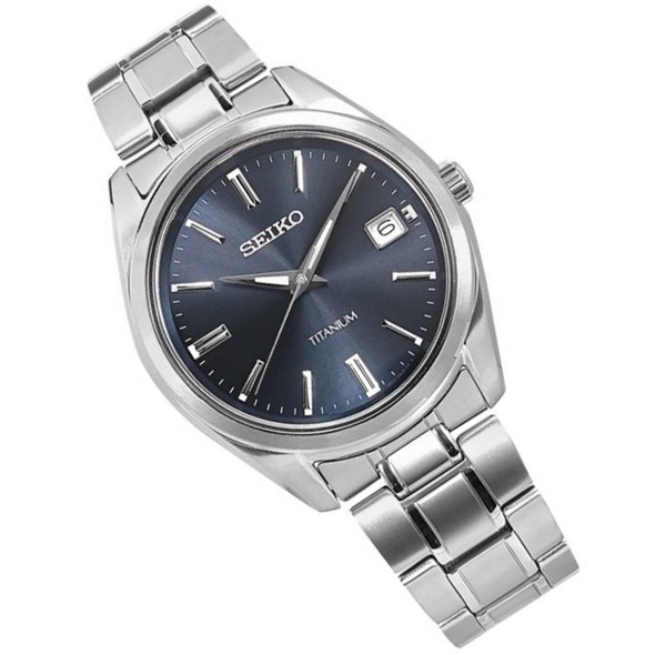 Seiko Quartz Watch SUR373P