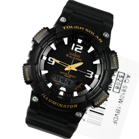 Casio Tough Solar Watch AQ-S810W-1B