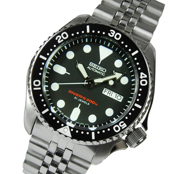 Seiko watch SKX007J