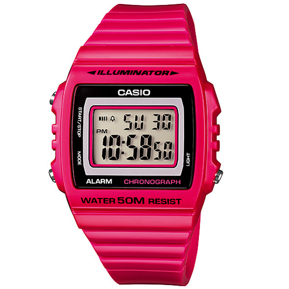 Casio watch W-215H-4AVDF