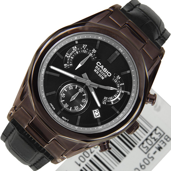 Casio watch BEM-509CL-1AVDF