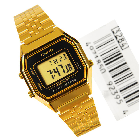 Casio LA680WGA-1DF Digital Watch