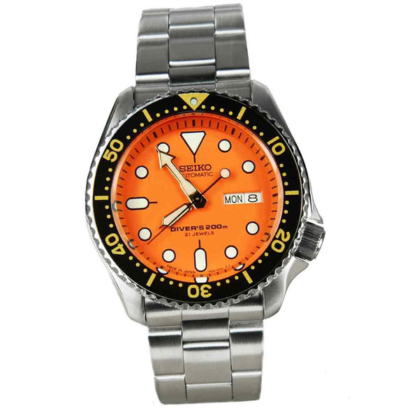 Seiko watch SKX011J