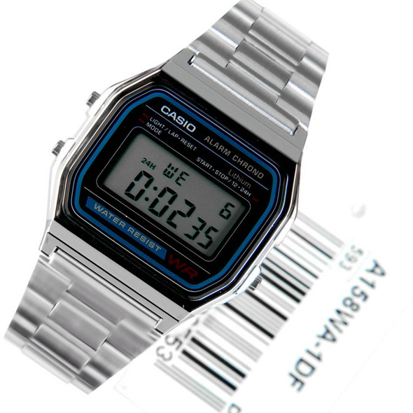 Casio watch A158WA-1DF