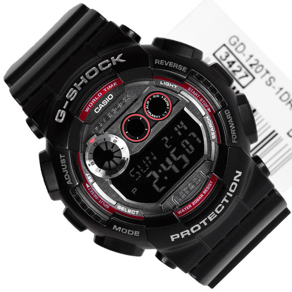 Casio Digital Sports Watch GD-120TS-1DR