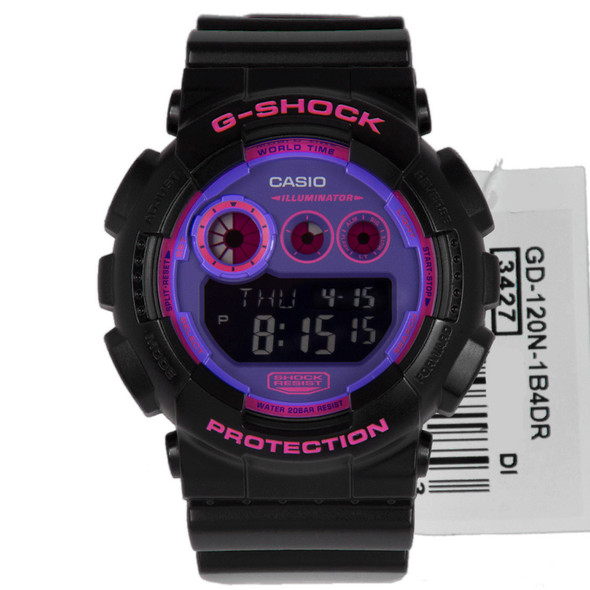 Casio watch GD-120N-1B4DR