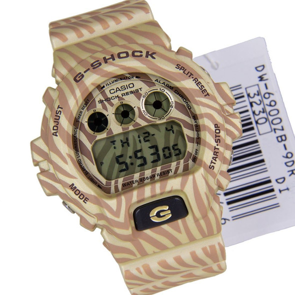 Casio G-Shock Sports Watch DW-6900ZB-9