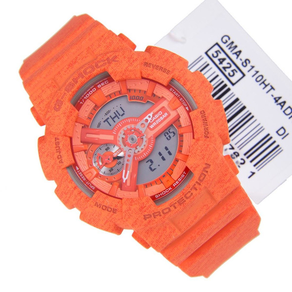 Casio G-Shock Watch GMA-S110HT-4ADR