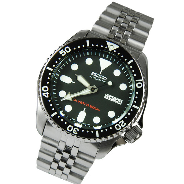 Seiko SKX007K2 divers watch
