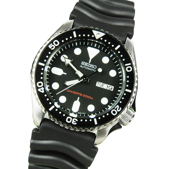 Seiko watch SKX007K1