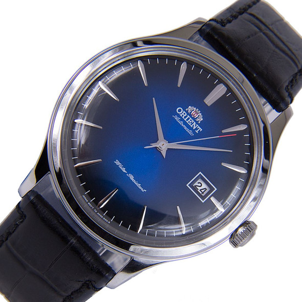 Orient Automatic Leather Strap Analog Watch AC08004D